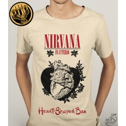Camiseta Exclusiva Nirvana