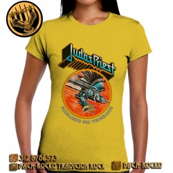 Blusas Heavy Metal