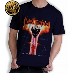 Camiseta Exclusiva Destruction