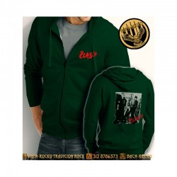 Chaqueta Exclusiva The Clash