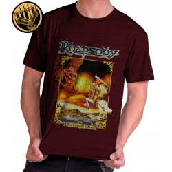 Camiseta Exclusiva Rhapsody