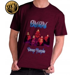 Camiseta Exclusiva Deep Purple