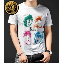 Camiseta Exclusiva The Beatles