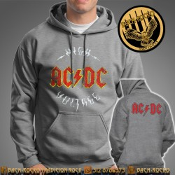 Buzo Perchado Exclusivo AC/DC