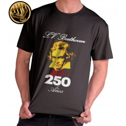 Camiseta Exclusiva Beethoven