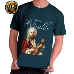 Camiseta Exclusiva Vivaldi