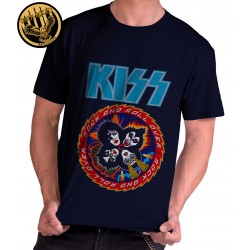 Camiseta Exclusiva Kiss
