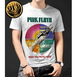 Camiseta Exclusiva Pink Floyd