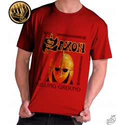 Camiseta Exclusiva Saxon