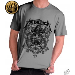 Camiseta Exclusiva Metallica