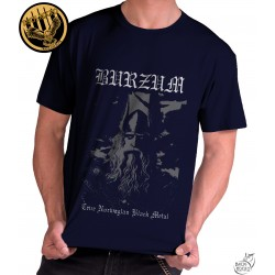 Camiseta Exclusiva Burzum