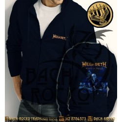 Chaqueta Exclusiva Megadeth