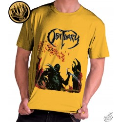 Camiseta Exclusiva Obituary
