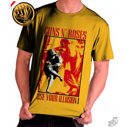 Camiseta Exclusiva Guns´n...