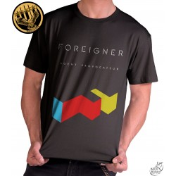 Camiseta Exclusiva Foreigner