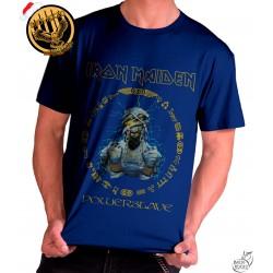 Camiseta Deluxe Iron Maiden